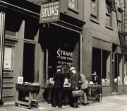 The original Strand Bookstore in 1938.Photo: Strand Bookstore photo: http://nymag.com/daily/intelligencer/2007/06/the_strand_turns_80.html