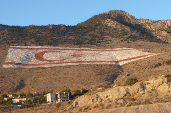 Kyrenia range, Nicosia
