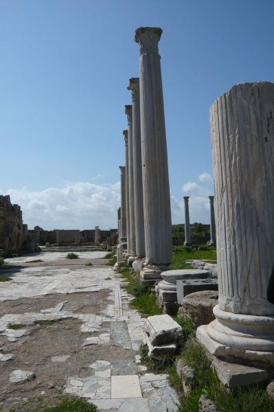 Salamis, TRNC