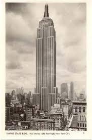 Oh goodie, The Empire State Building again!
