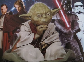 May the Force be with You (Life lessons through a Star Warsfilter)