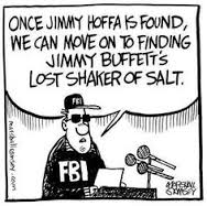 lost shaker of salt