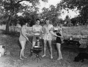 1950s-barbeque