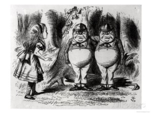 john-tenniel-tweedledum-and-tweedledee-illustration-from-through-the-looking-glass-by-lewis-carroll-1872