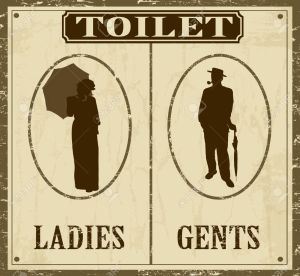 18055939-Toilet-retro-vintage-grunge-poster-vector-illustrator-Stock-Vector