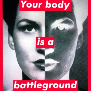 Body is a battleground