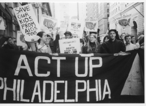 act-up-phila-on-broad-st